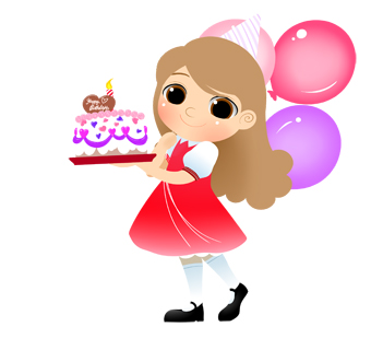 Free Girl Birthday Pictures, Download Free Clip Art, Free.