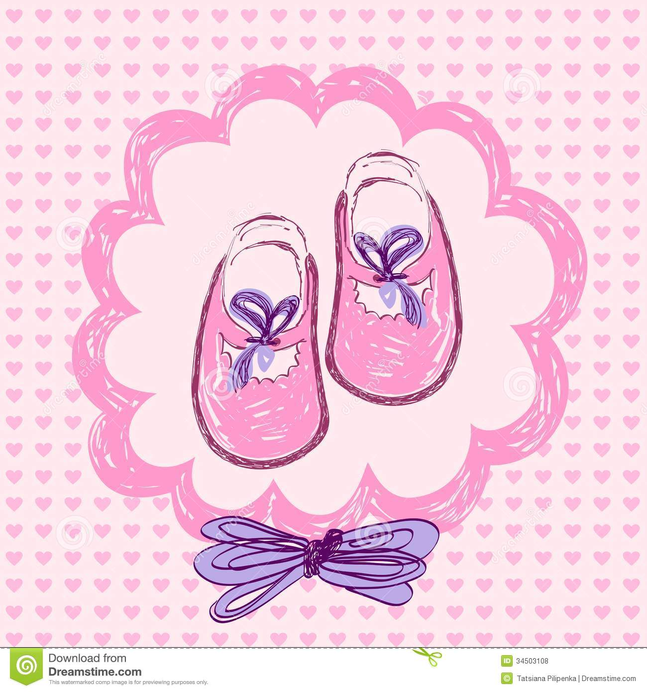 Baby Girl Bling Shoes Clipart 20 Free Cliparts Download