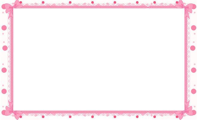 Baby girl clipart border 4 » Clipart Portal.