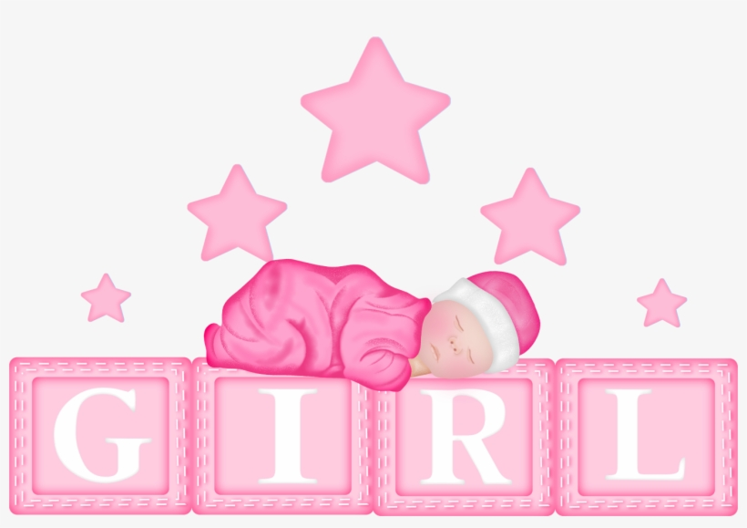 Baby Girl Star Clipart Png.