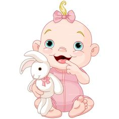 121 Best baby girl clipart images in 2017.