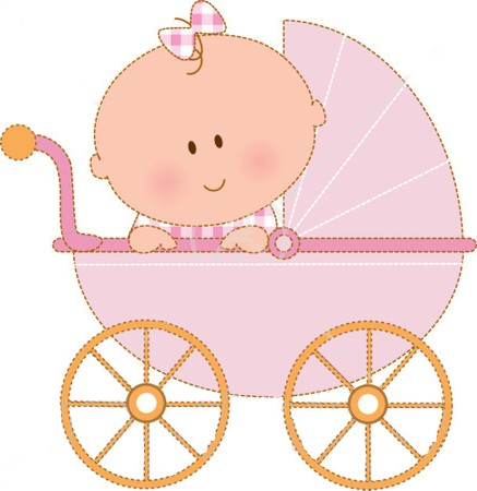 51 Free Baby Girl Clipart.