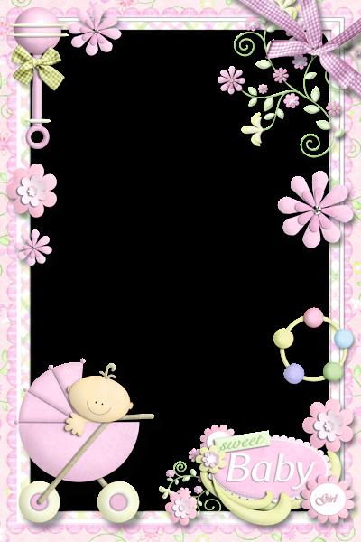 Photo Frame for Baby Girl.