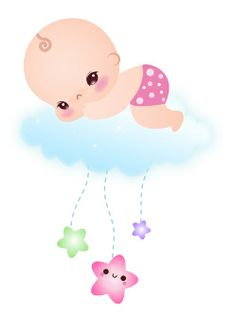 Cute Cliparts ? Baby Girl pattern Pinterest Babies, Clip.