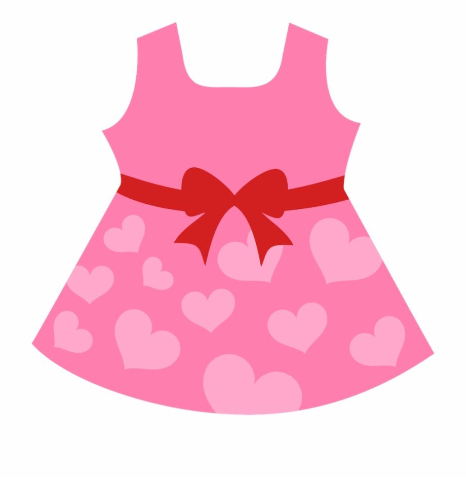 Dress Svg Baby Girl.
