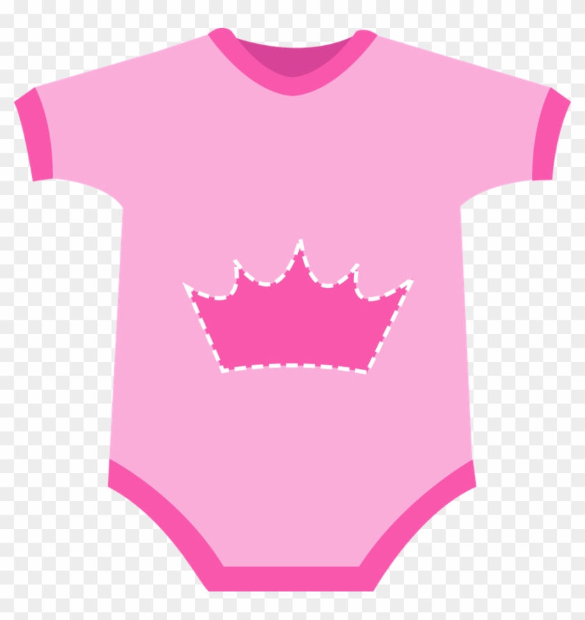 Clipart Freeuse Stock Baby Girl Clothes Clipart.