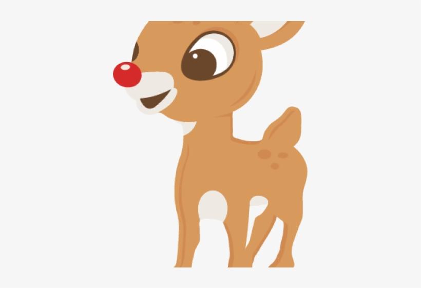 Baby Girl Clipart Deer.