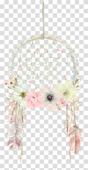 Multicolored dream catcher, Dreamcatcher Bohemianism.