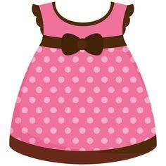 Baby Girl Dress Clipart (101+ images in Collection) Page 3.
