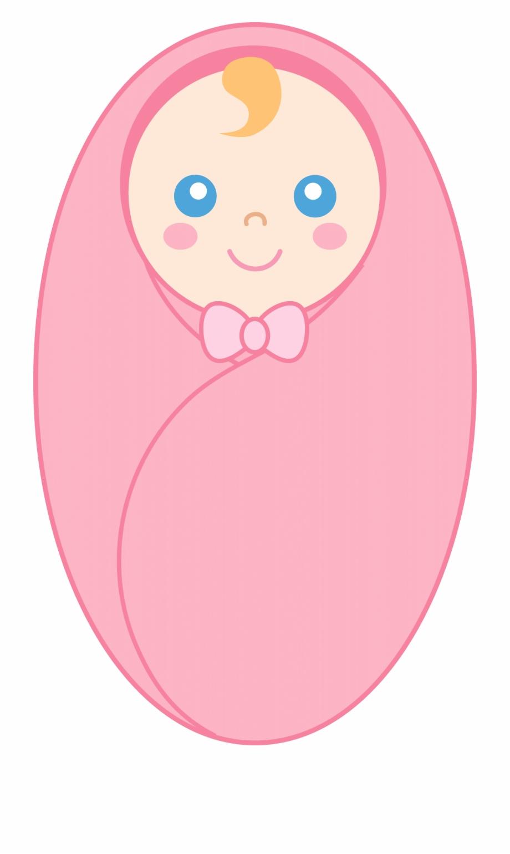 Newborn Baby Baby Girl Baby Clipart.