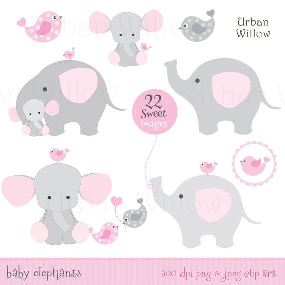 BABY GIRL ELEPHANTS.