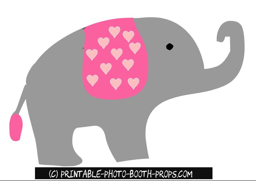 Pink And Gray Elephant Png & Free Pink And Gray Elephant.png.