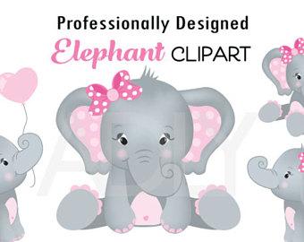 Girl Elephant Png & Free Girl Elephant.png Transparent Images #5337.