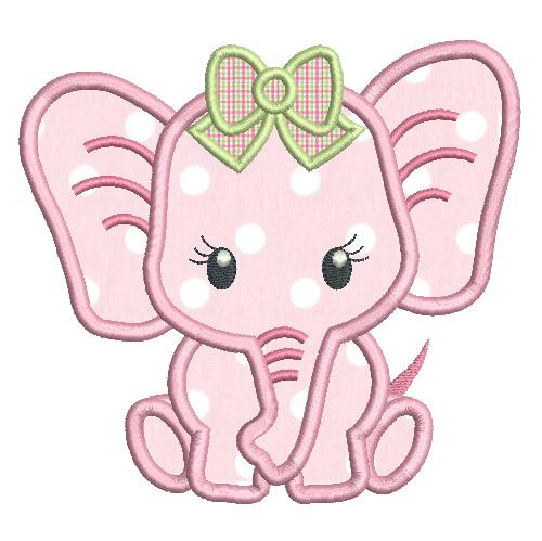 Baby Girl Elephant App #90440.