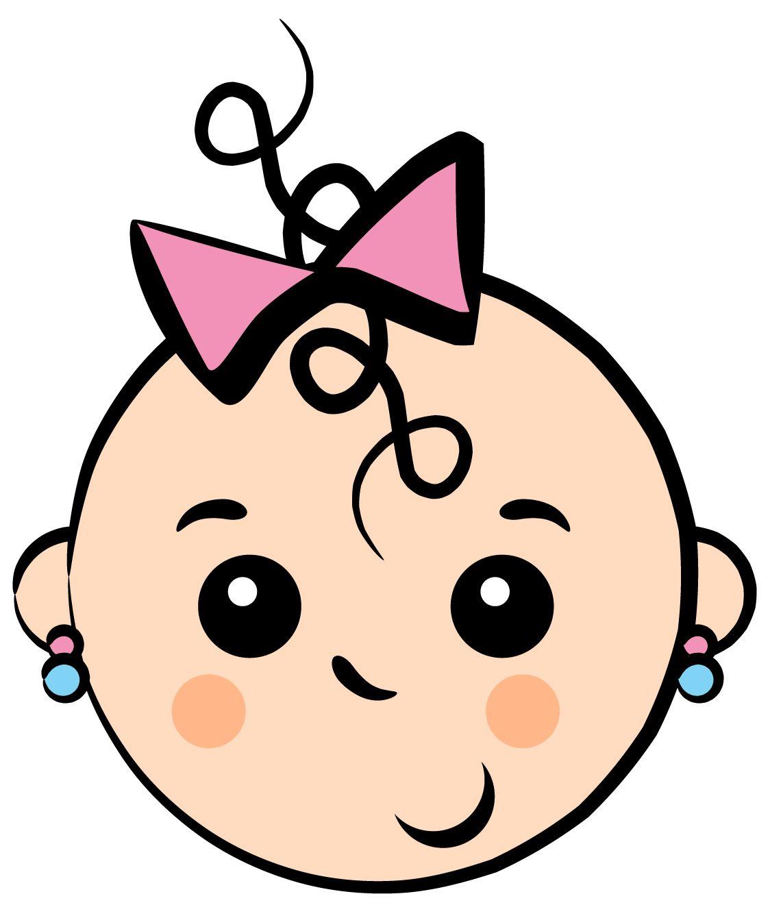 Baby girl free girl baby shower clip art free vector for.
