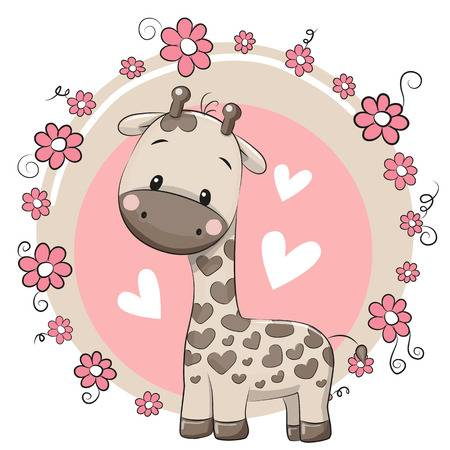 6,095 Baby Giraffe Stock Vector Illustration And Royalty Free Baby.