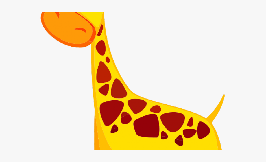 Giraffe Clipart Baby Girl.