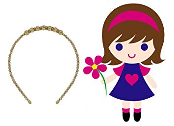 Aairaa Baby Headbands For Girls Hair Accessories Hair Band.