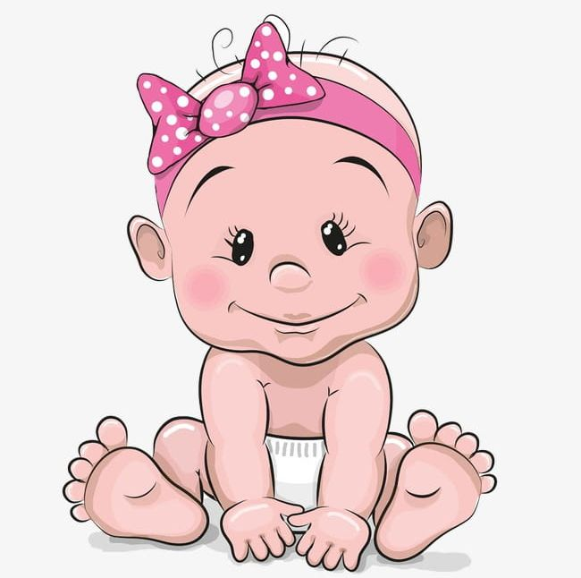 Cute Baby Girl PNG, Clipart, Baby, Baby Clipart, Baby.