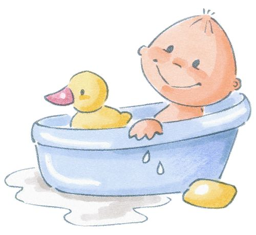 Bath clipart baby girl, Picture #261212 bath clipart baby girl.