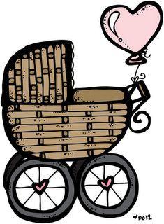 melonheadz baby carriage.