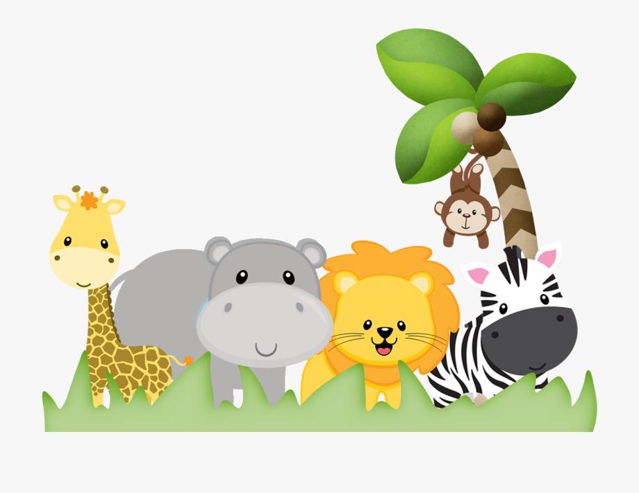 Zoo Vector Safari Theme.