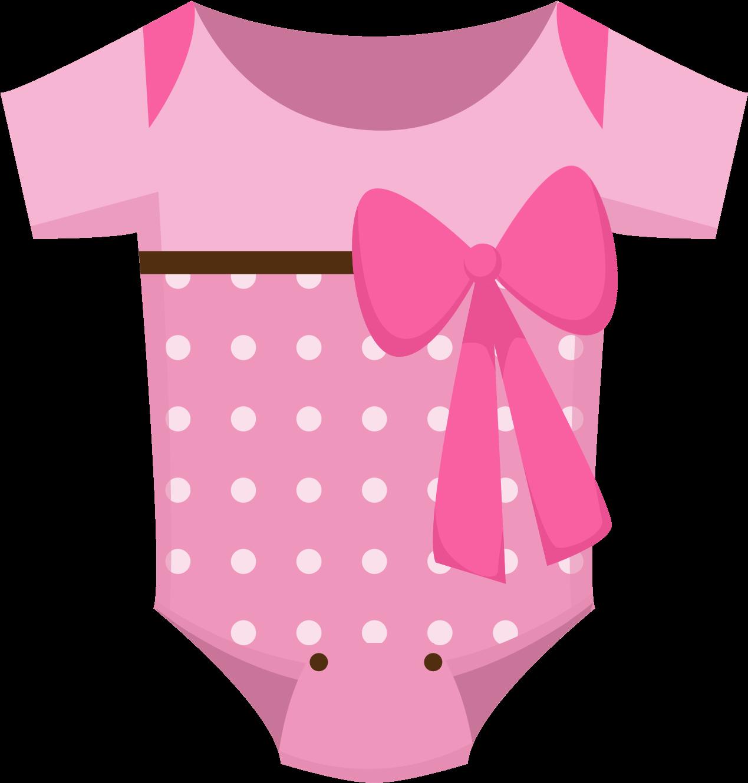 Onesie Clipart Pink.