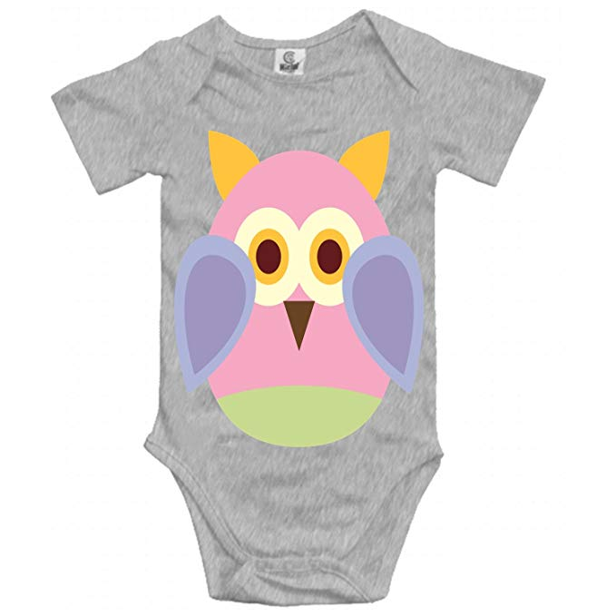 Amazon.com: Funny Infant Baby Bodysuit Cute Owls Clip Art Onesies.