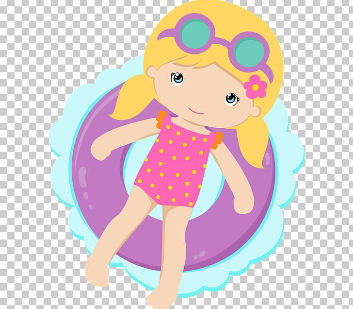 Swimming Pool Drawing Girl PNG, Clipart, Area, Art, Baby.