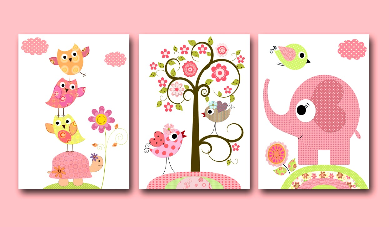 Baby. baby girl nursery borders: Baby Room Wallpaper Borders Baby.