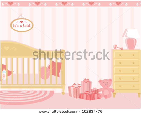 Baby Nursery Stock Vectors, Images & Vector Art.