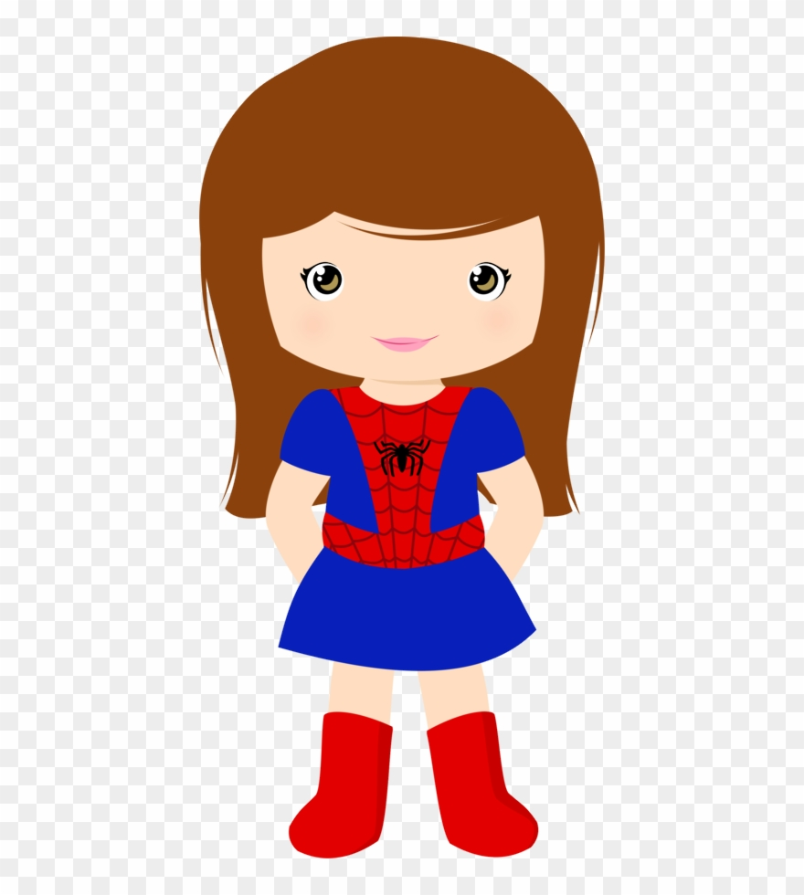 Spider Girl, Hero Girl, Superhero Classroom, Superhero.