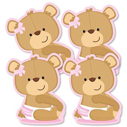 Amazon.com: Baby Girl Teddy Bear.