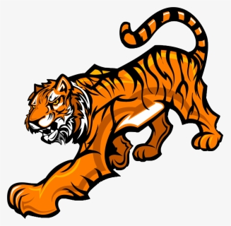 Free Tigers Clip Art with No Background.