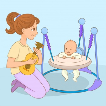 Baby Walker Vectors, Photos and PSD files.
