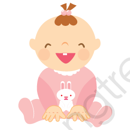 Baby Boys And Girls, Baby Clipart, Baby, Girl PNG Transparent Image.