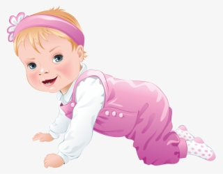 Baby Girl PNG, Free HD Baby Girl Transparent Image.