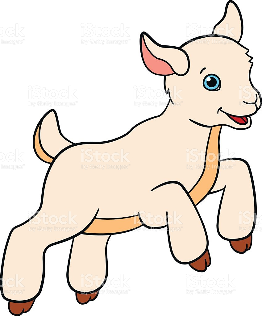 Billy Goat Clipart.