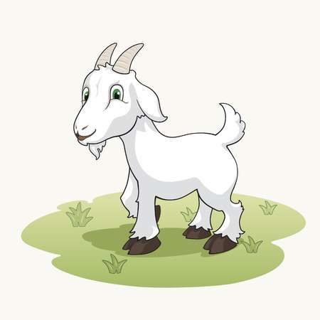 1 285 Baby Goat Cliparts Stock Vector And Royalty Free Latest.