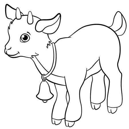 Baby goat clipart 6 » Clipart Portal.