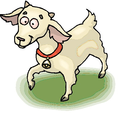 Baby goat clipart 1 » Clipart Station.