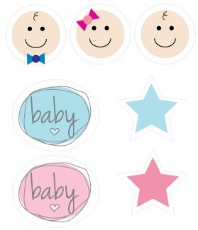 Cutest Baby Shower Clipart & Graphics.