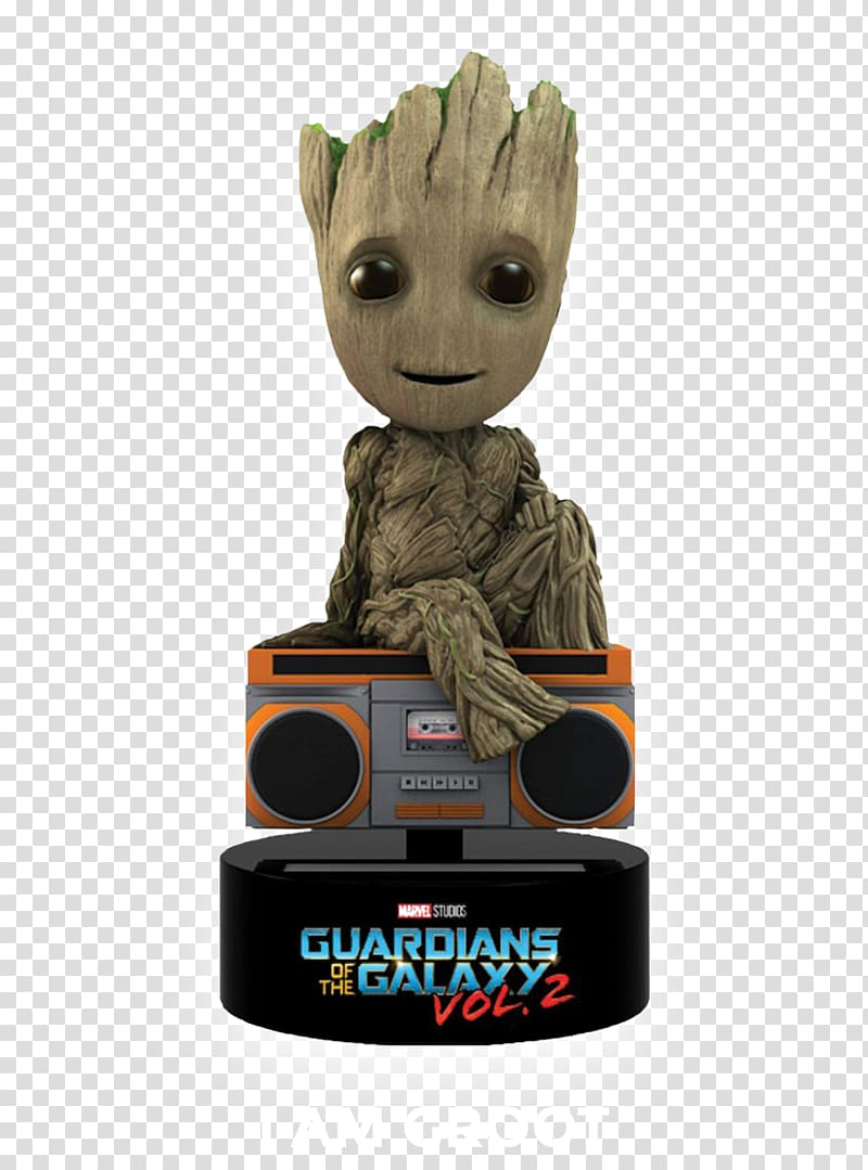 Baby Groot Rocket Raccoon Star.