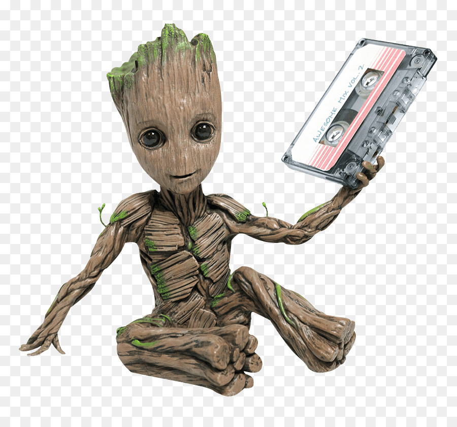 Baby Groot png download.