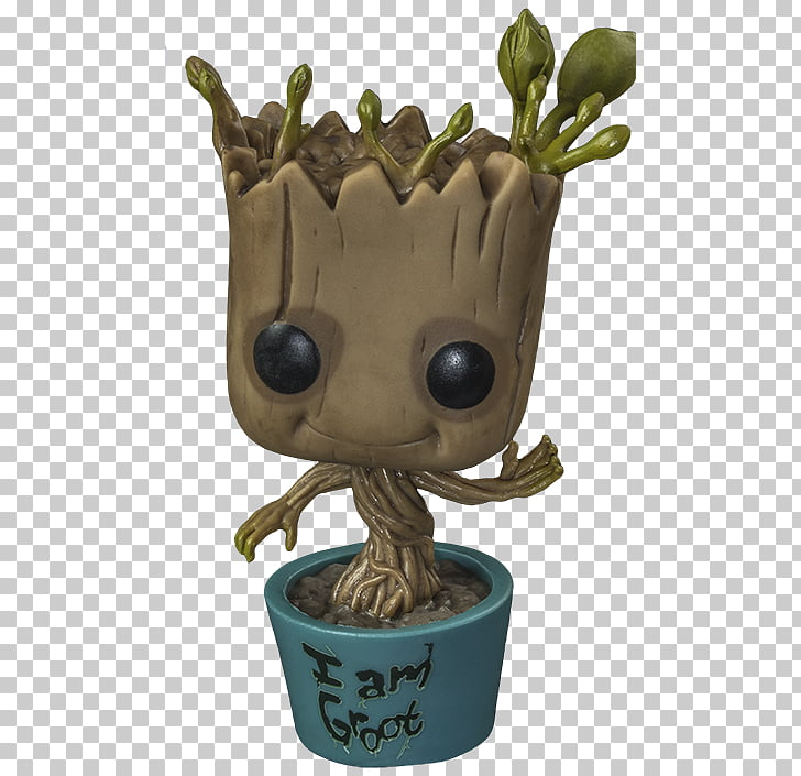 Baby Groot Rocket Raccoon Funko Action & Toy Figures, I am.