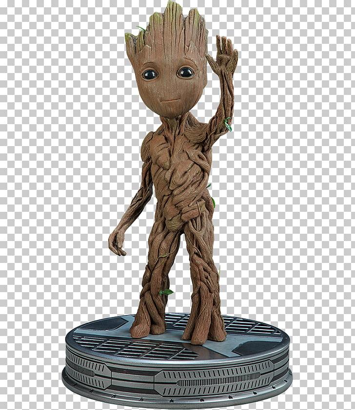 Guardians of the Galaxy Vol. 2 Rocket Raccoon Baby Groot.