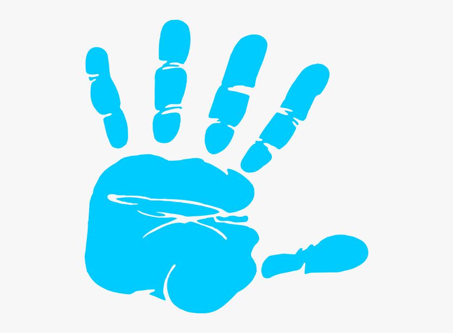 Footprints Svg Baby Hand.