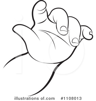 Baby Hand Clipart #1108013.