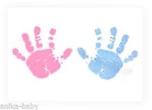 Clipart Of Baby Handprints.