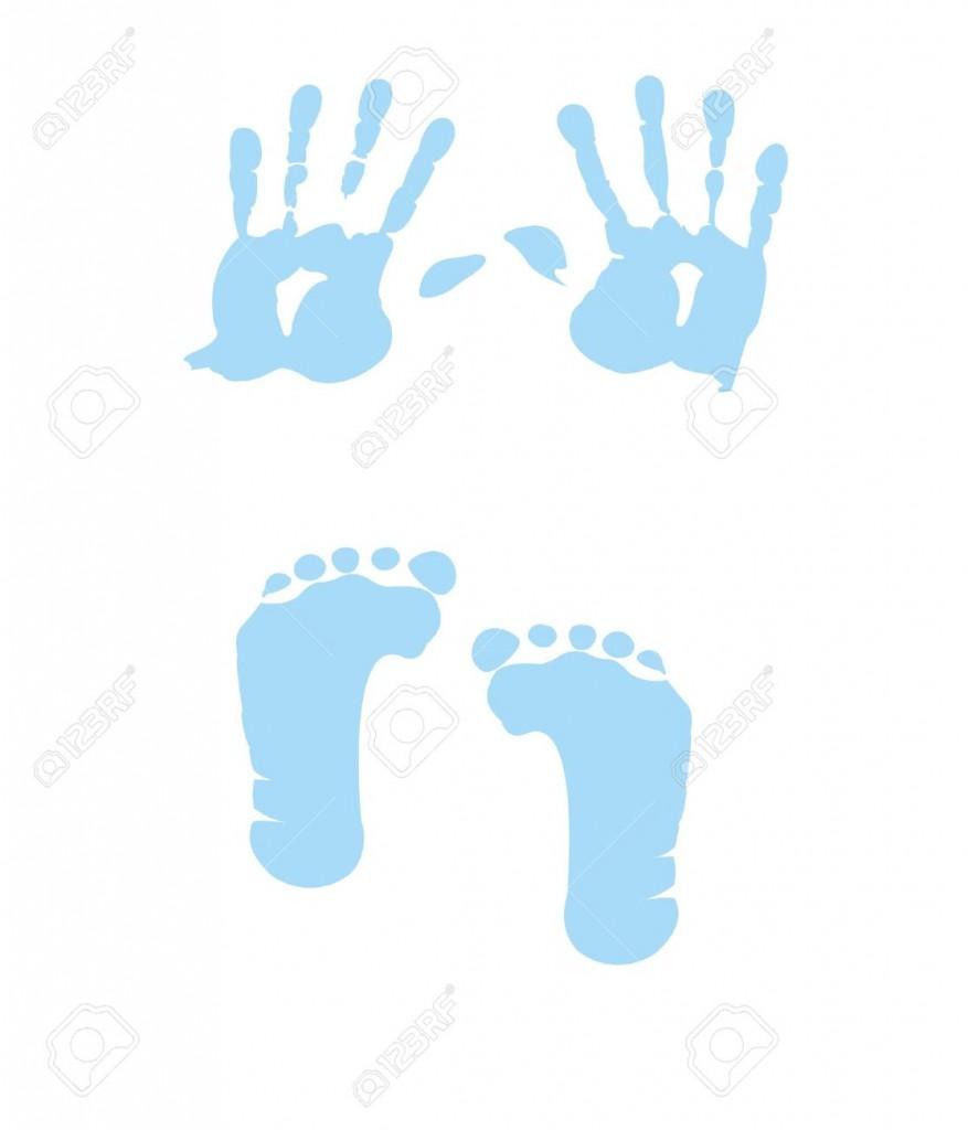 Baby Hands Clipart.